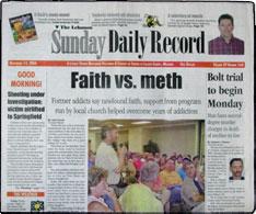 Lebanon Daily Record Newspaper from Lebanon Missouri MO - oukas info