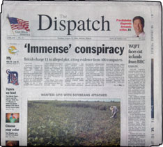 Moline dispatch hold paper