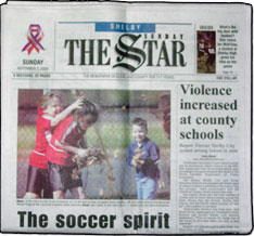 The Shelby Daily Star 107