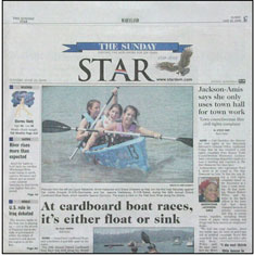 Easton Star Democrat. The Easton Star Democrat is in the Baltimore, MD ...